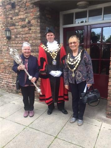 - Mayor attends Wisbech Civic Reception