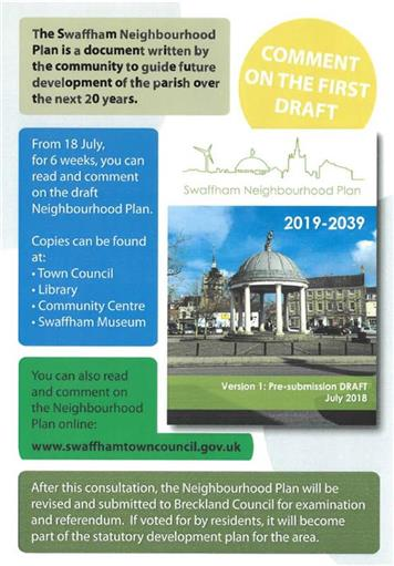 - Swaffham...Have Your Say...